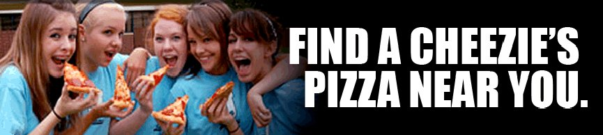 CheeZies Pizza Locations