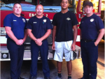 Prattville firefighters
